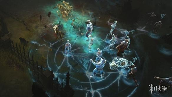 《暗黑破坏神3》死灵法师IGN评分_独特而有趣但售价略贵!