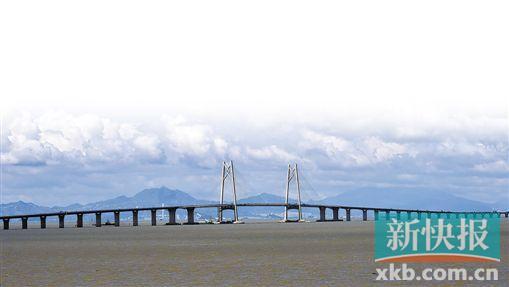 港珠澳大桥主体工程全线贯通 图