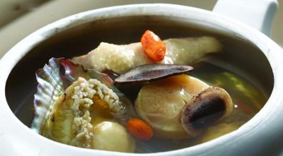 梅花鹿菜谱汤六之鲍鱼食谱枸杞汤,玄宗鹿肾长龟汤的餐厅的完美鹿茸图片