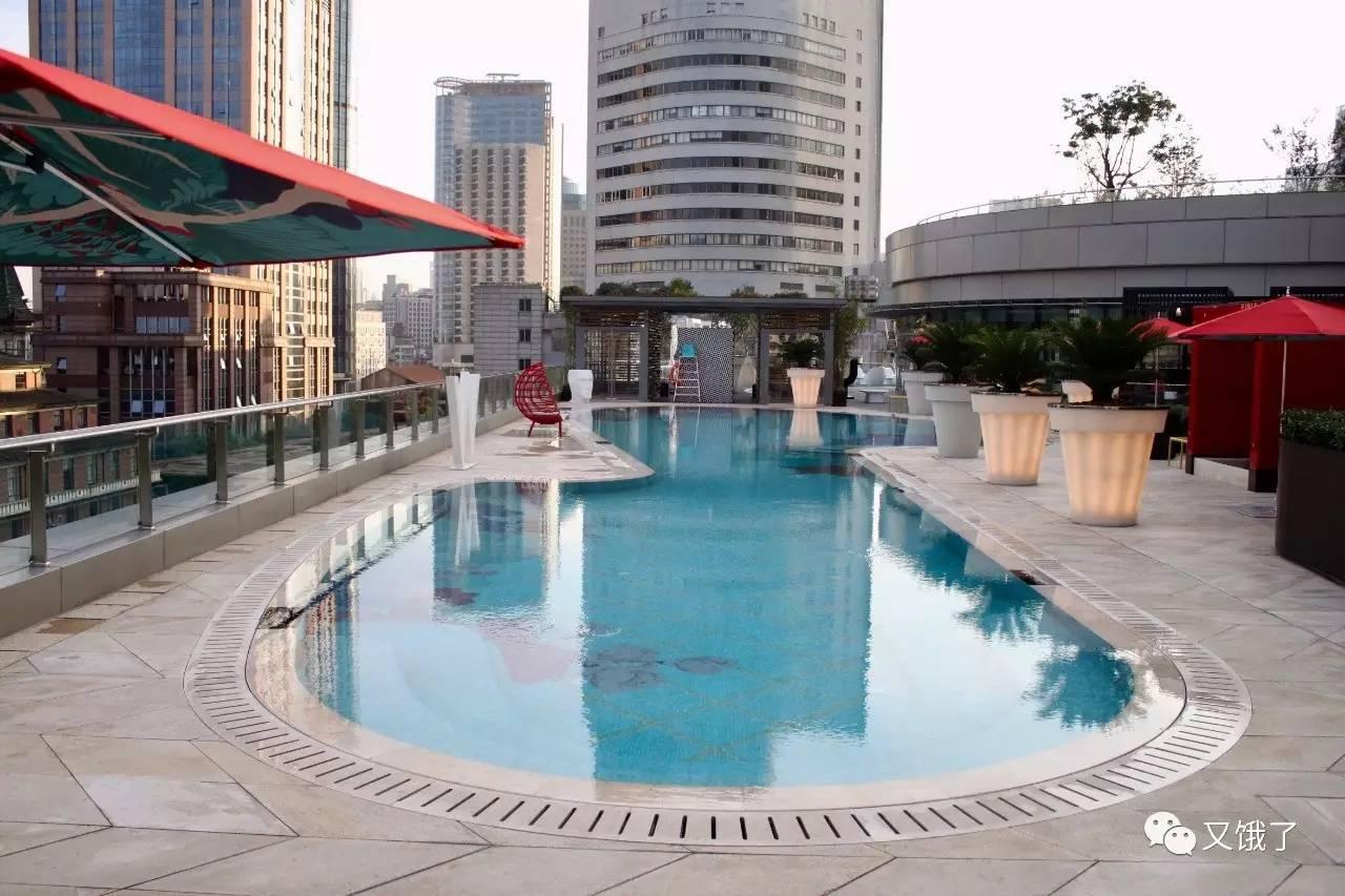 W Hotel Shanghai 喝酒观景指南