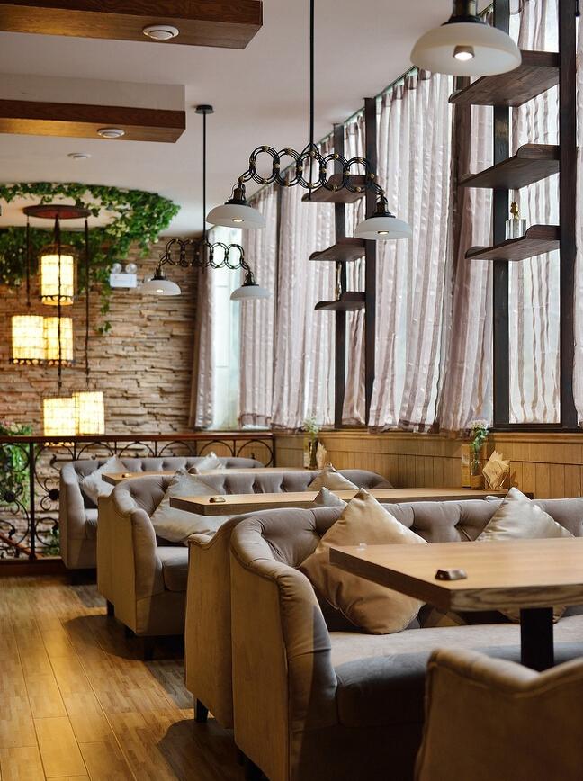 昆明咖啡厅装修/昆明咖啡馆设计效果图施工图2000sap绘制楼板怎么图片