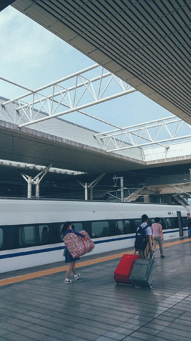 郑州火车站晚上图片