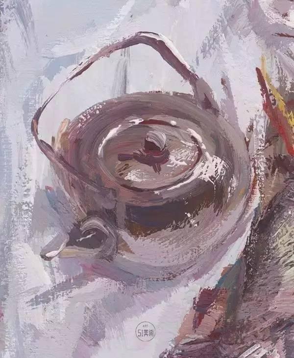 怎么能让你的色彩不锈钢、玻璃、鱼、花卉画的更有质感?