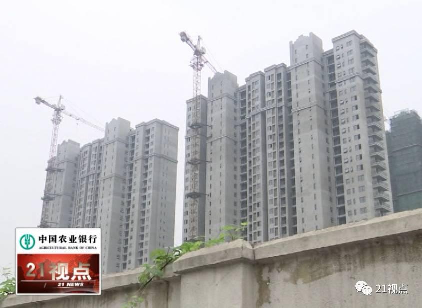 惠山区一楼盘该交房了却长期停工急坏众购房者