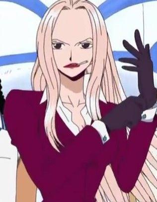 海贼王里粉色头发的角色,都有种奇妙的亲和力图片