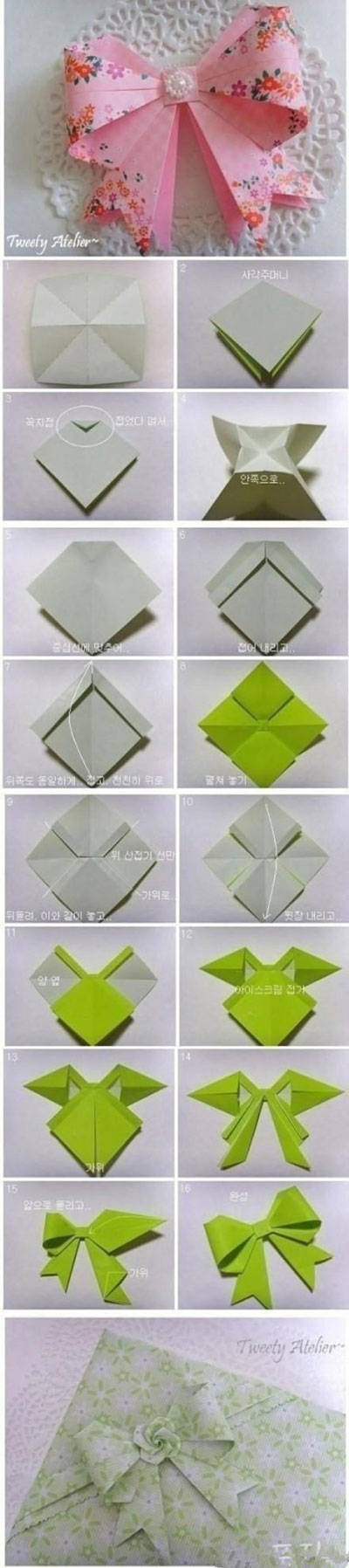 【折纸】儿童手工蝴蝶折纸大全!