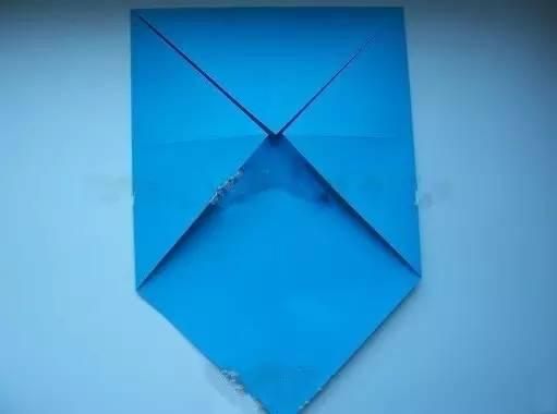 折纸动物手工,老师家长假期必备