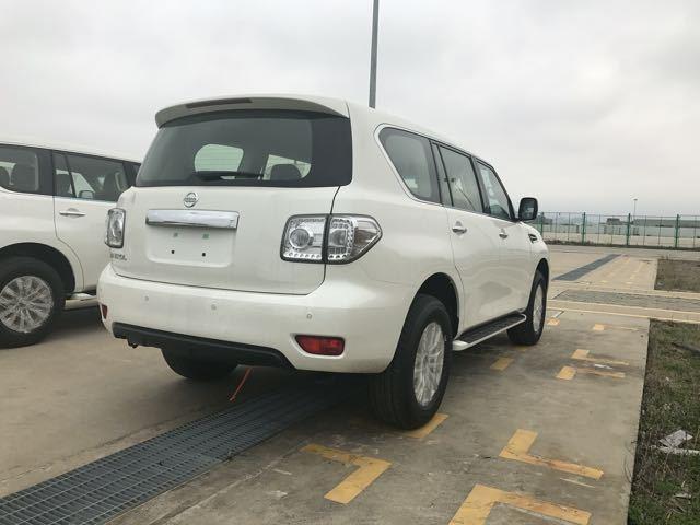 2017款尼桑途乐Y62报价  天津保税区4.0XE版油耗