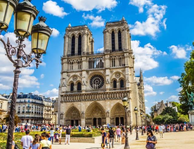 在空中看埃菲尔铁塔,189€ 慢巴黎四日深度游
