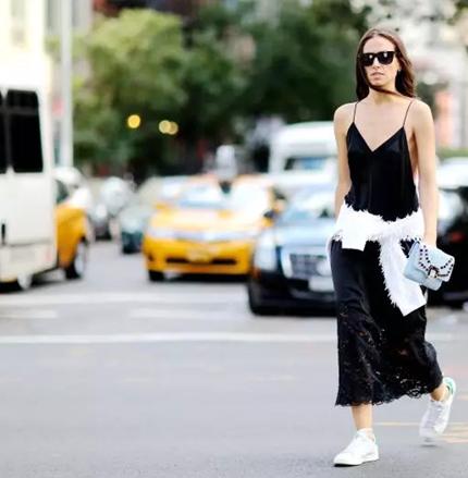 今年最流行的6款连衣裙,照着买准没错