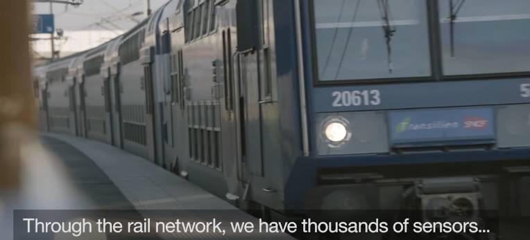 IBM与SNCF:法国铁路运营加速IOT物联网创新