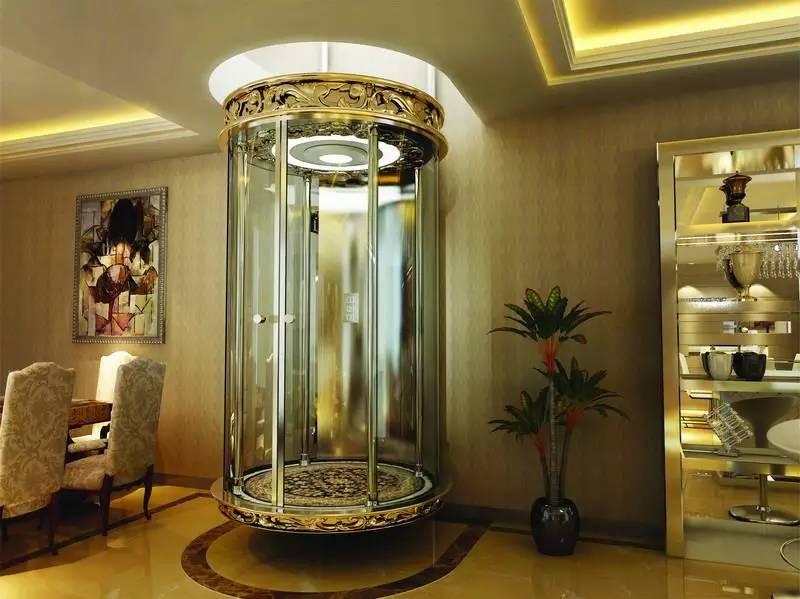 电梯别墅v电梯,你以为别墅都是千篇一律的?苏州御园电梯楼盘资料图片