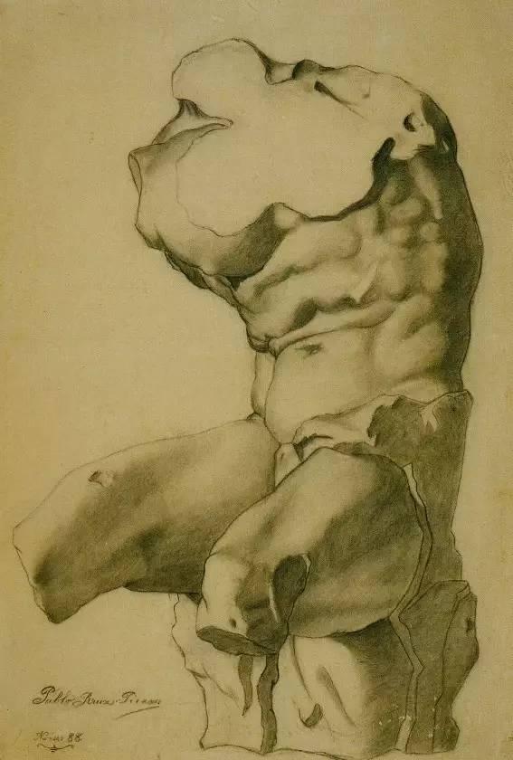 为什么毕加索几乎用了一生才学会像孩子一样画