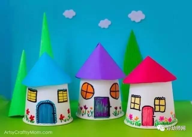 100种幼儿园纸杯创意手工制作,不可错过!图片