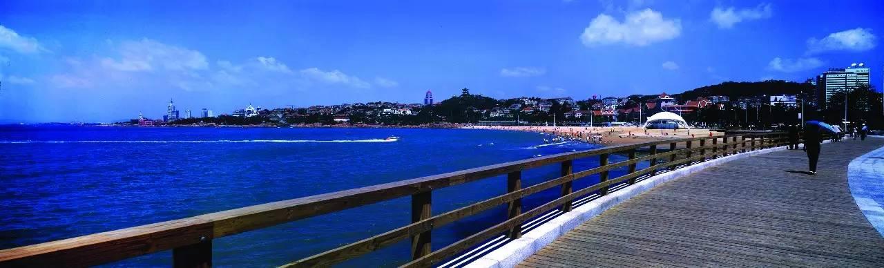 """青岛上榜""""最受追捧海洋游目的地""""""""7月份最佳避暑旅游城市""""!是的,来青岛"""