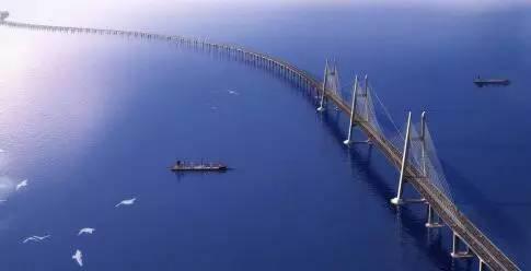 世界最长沉管隧道 港珠澳大桥主体工程成功贯通