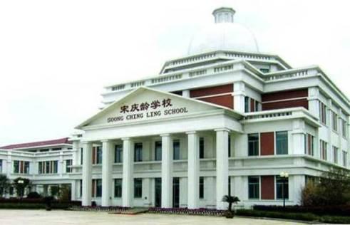总面积超 5 万方 共计建造14幢楼,绿地率占35% 上海青浦世界外国语