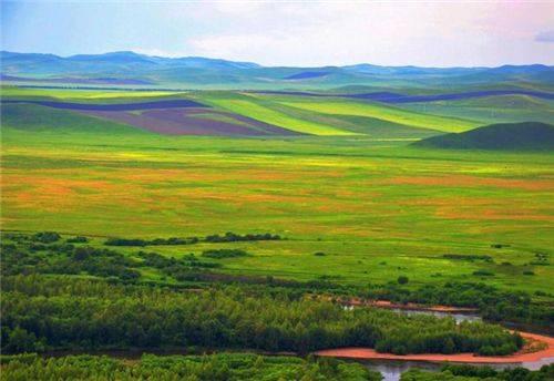 从城阳出发,300块钱带你看遍青青草原