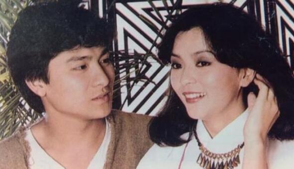 刘德华情史揭秘,几段情缘都不及温柔的朱丽倩