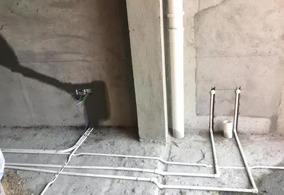 餐厅装修水电安装