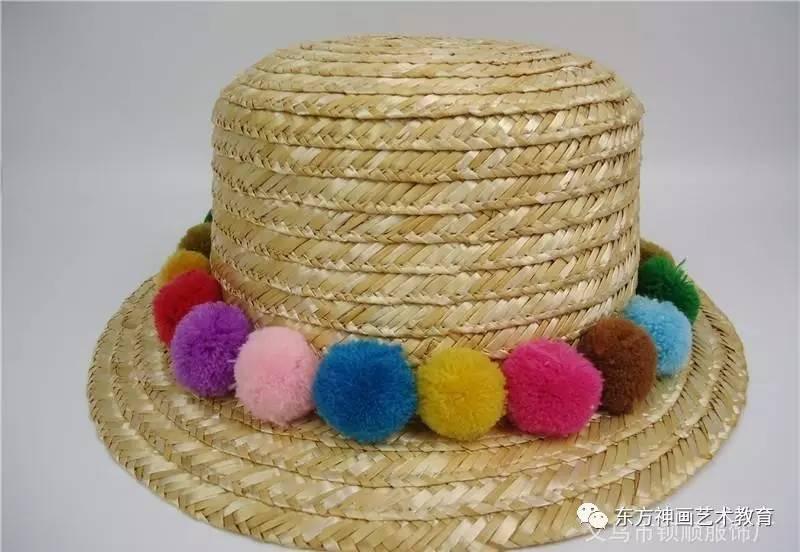 diy手绘帽子图案设计