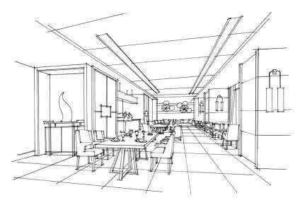 室内设计手绘效果图的认识及要素