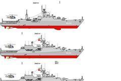 俄罗斯买中国护卫舰已无可能,054a这一能力远落后