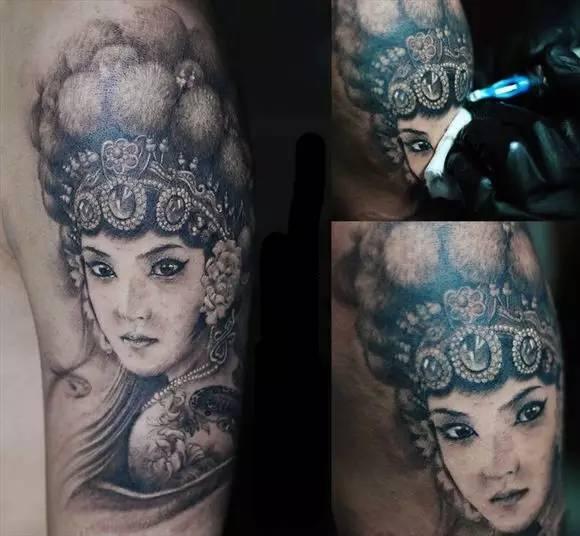 刺青 纹身 580_536