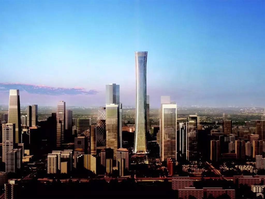 这19个北京建筑新地标,太科幻了!