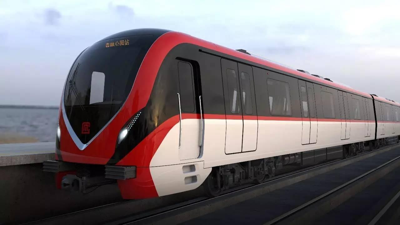 �:(�z+���!��a_常州地铁1号线外观图和内饰图出炉,快来看看