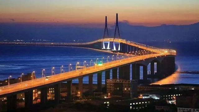 中国这些跨海大桥让世界震撼 胶州湾大桥上榜!(美图)图片