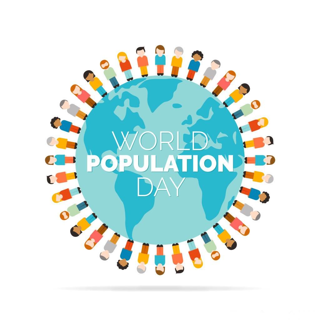 世界人口日横幅_世界人口日