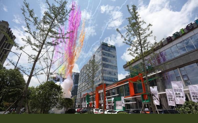 买不到放心二手车?阿里在杭州建了中国首陕西明杨室内设计图片
