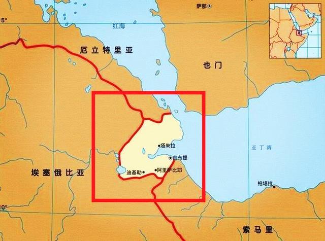 吉布提人口多少_首个海外基地成立 发言人梁阳曾赴亚丁湾索马里执行护航任务