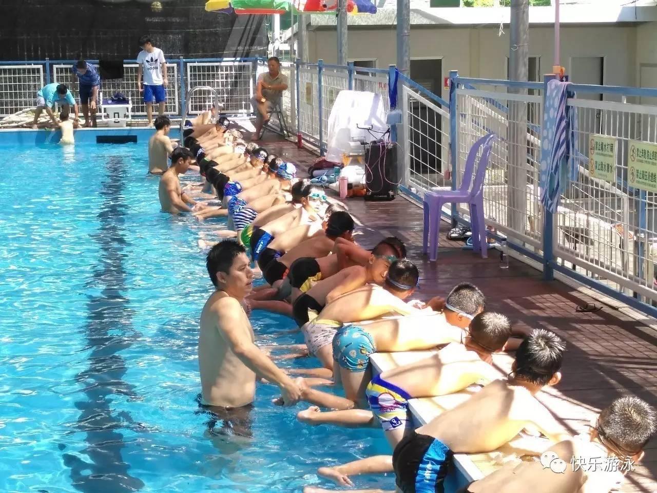 少年儿童游泳有哪些好处