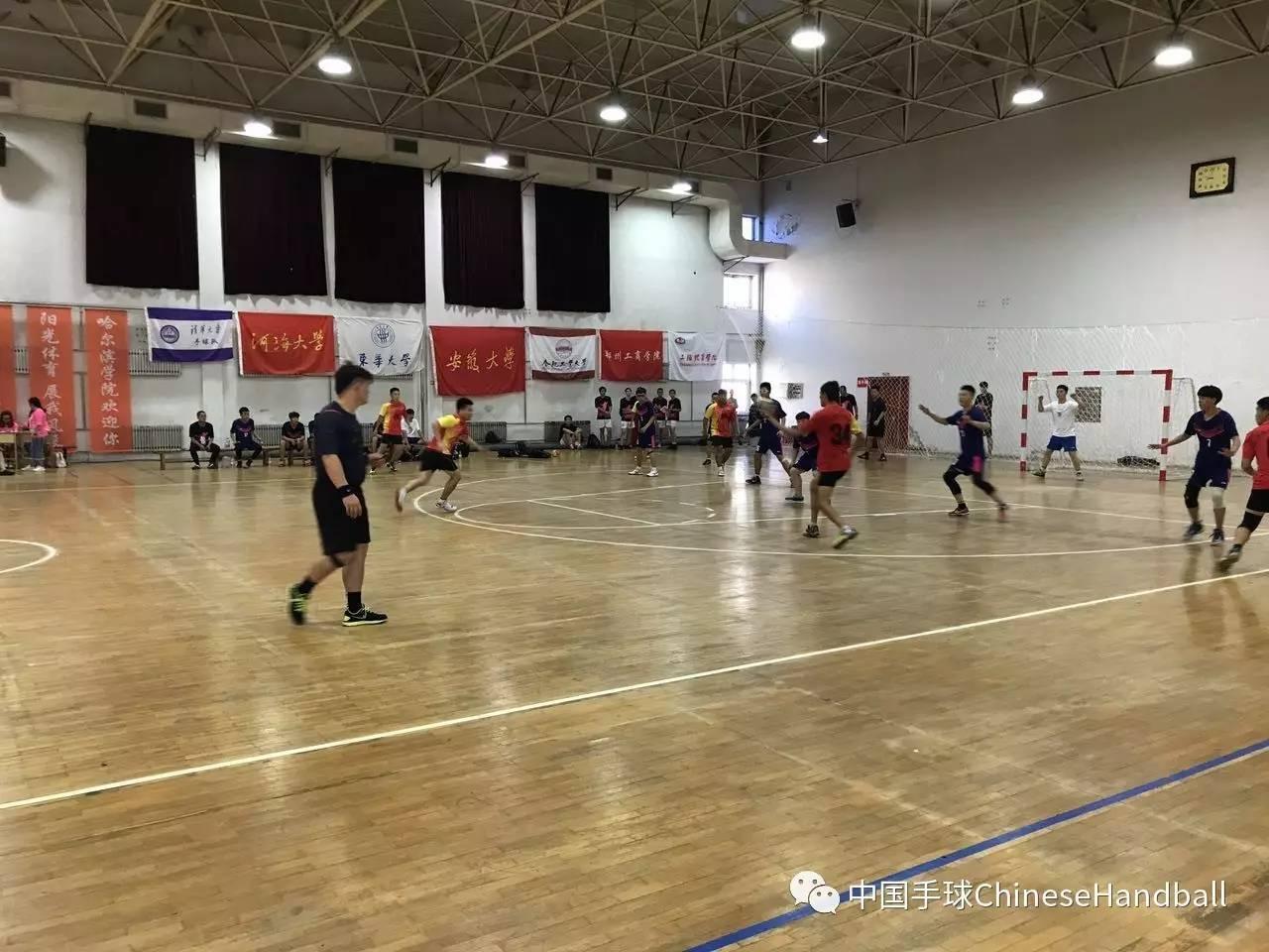 第三十一届手球大学生全国锦标赛今日在哈尔滨学院开幕商丘市游泳馆图片