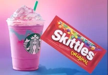 彩虹糖,彩虹杯…漂亮的色彩会让你有更多的购买欲望么?图片