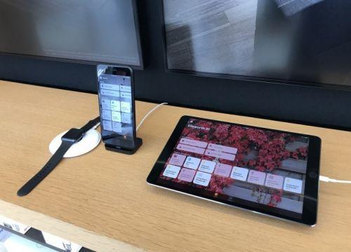 感受智能家居苹果在全球零售店推互动Kit体验(组图)