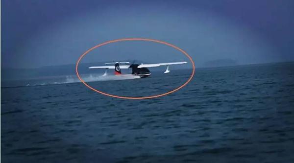 顺丰大型无人机水面试飞,预计一年后商用