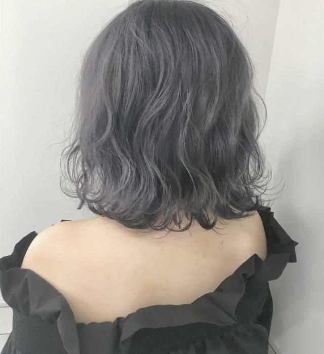 热短发 | 当下流行的短发发型&发色参考,想换发型的妹子看过来图片