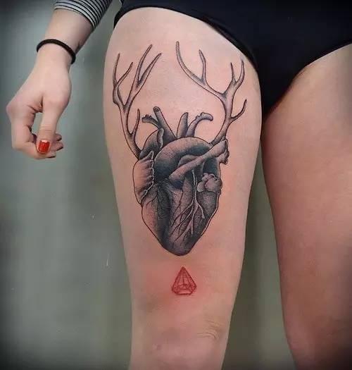 女腿| 纹身