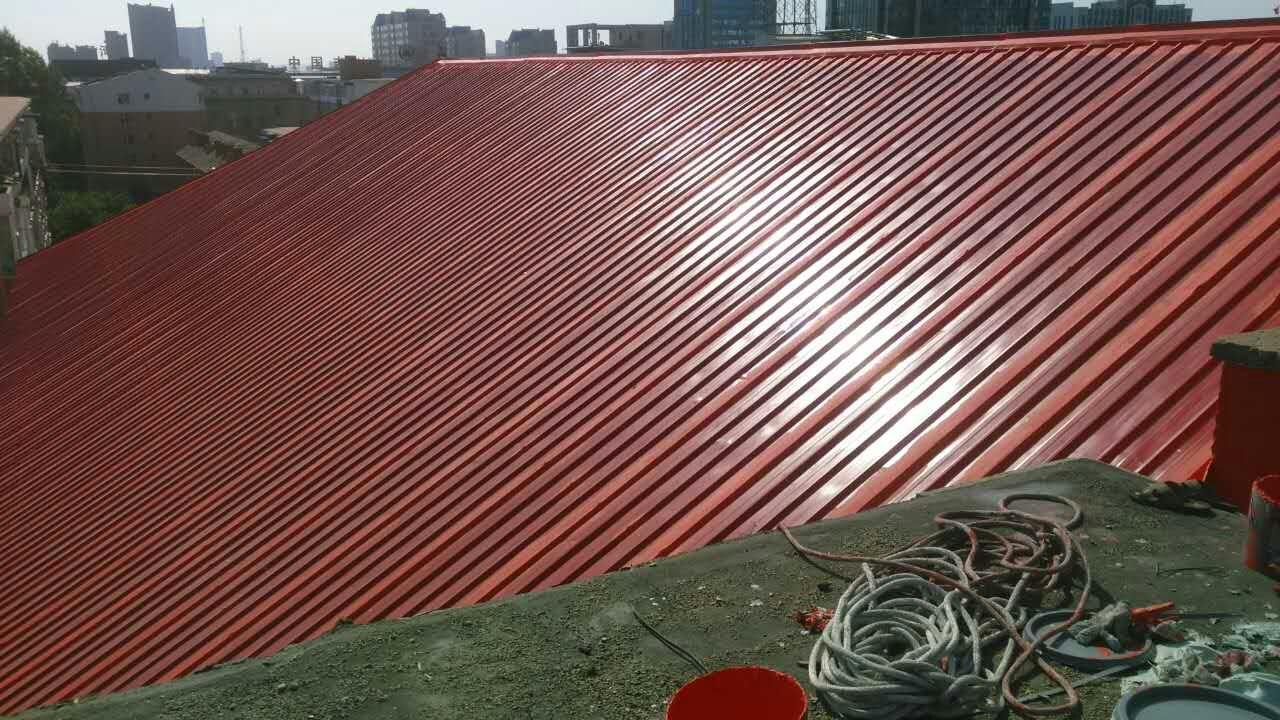 钢结构金属厂房屋面防水控制和注意要点