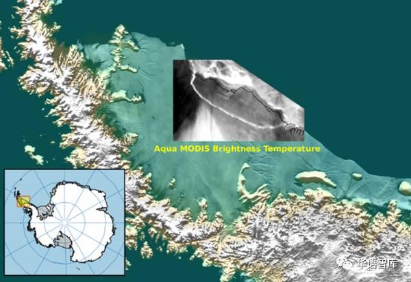 气候危机显现 南极洲巨型冰山断裂,面积堪比七个纽约