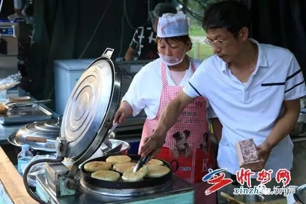吃货们有福了 五台山中华小吃节汇聚晋南麻花 原平锅盔 山西旋粉150多种小吃品种