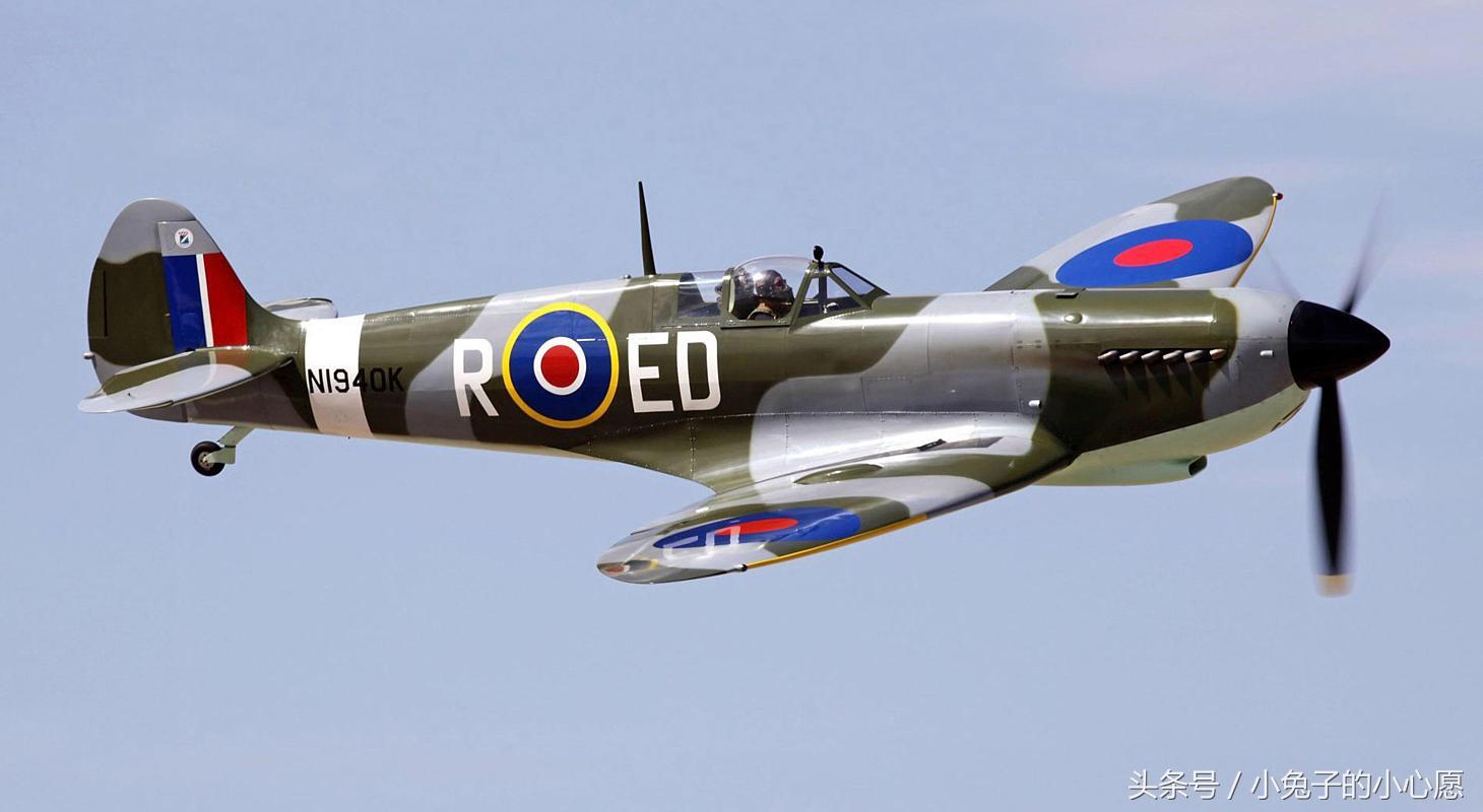 """军事 正文  2,超级马林""""喷火""""式 喷火战斗机的综合飞行性能,在二战时"""