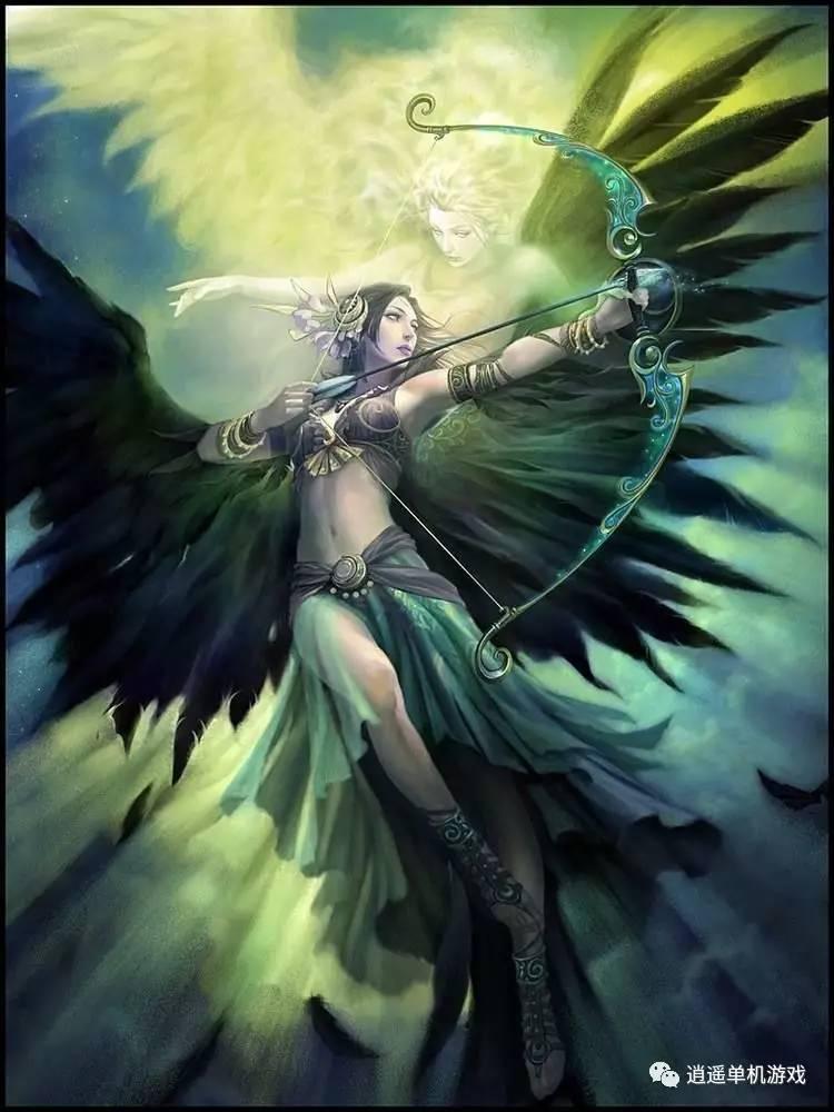 狩猎女神,荒野女神,月亮女神,丰收和孕育的女神,瘟疫与野生动物的图片