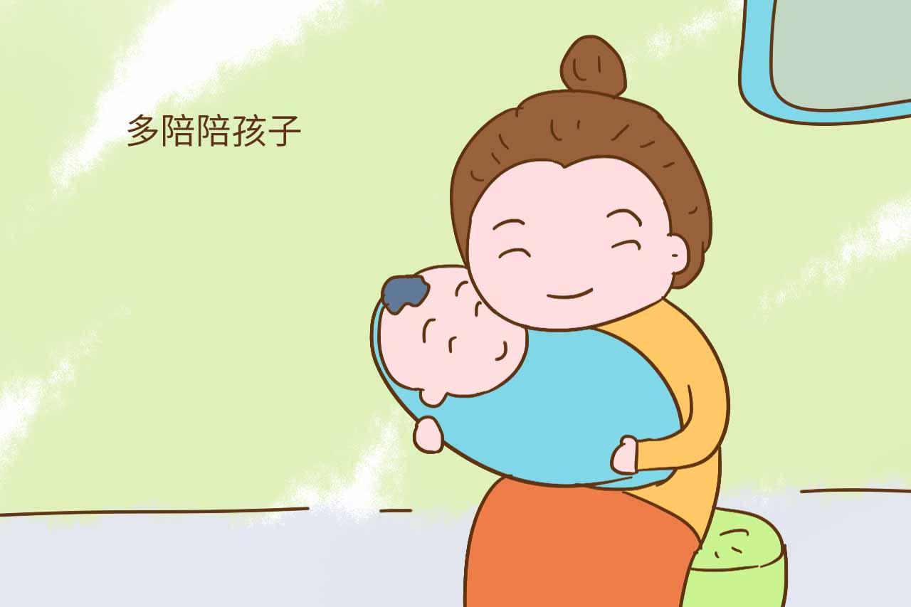 母婴 正文  宝宝从妈妈肚子里出来以后,最缺乏的就是安全感,因为在图片