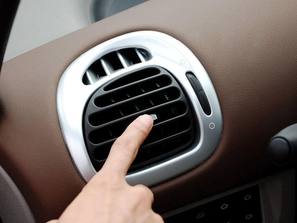 汽车冷气怎么开图解