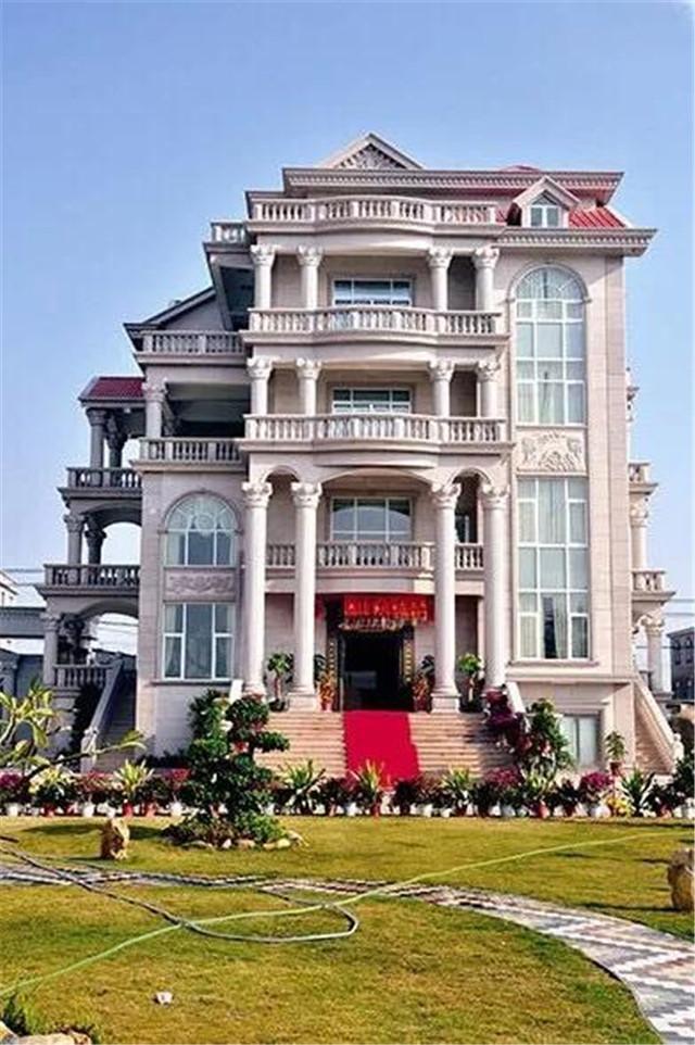 随便北京豪华别墅,实拍一栋是普通人一辈子赚的钱福清别墅开盘价格图片
