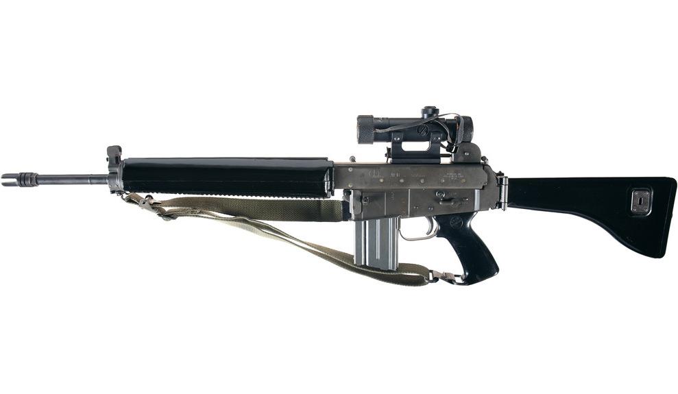 这把枪旨在成为穷人的m16
